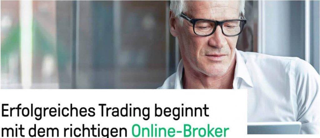 Lynx Online Broker - erfolgreiches Trading