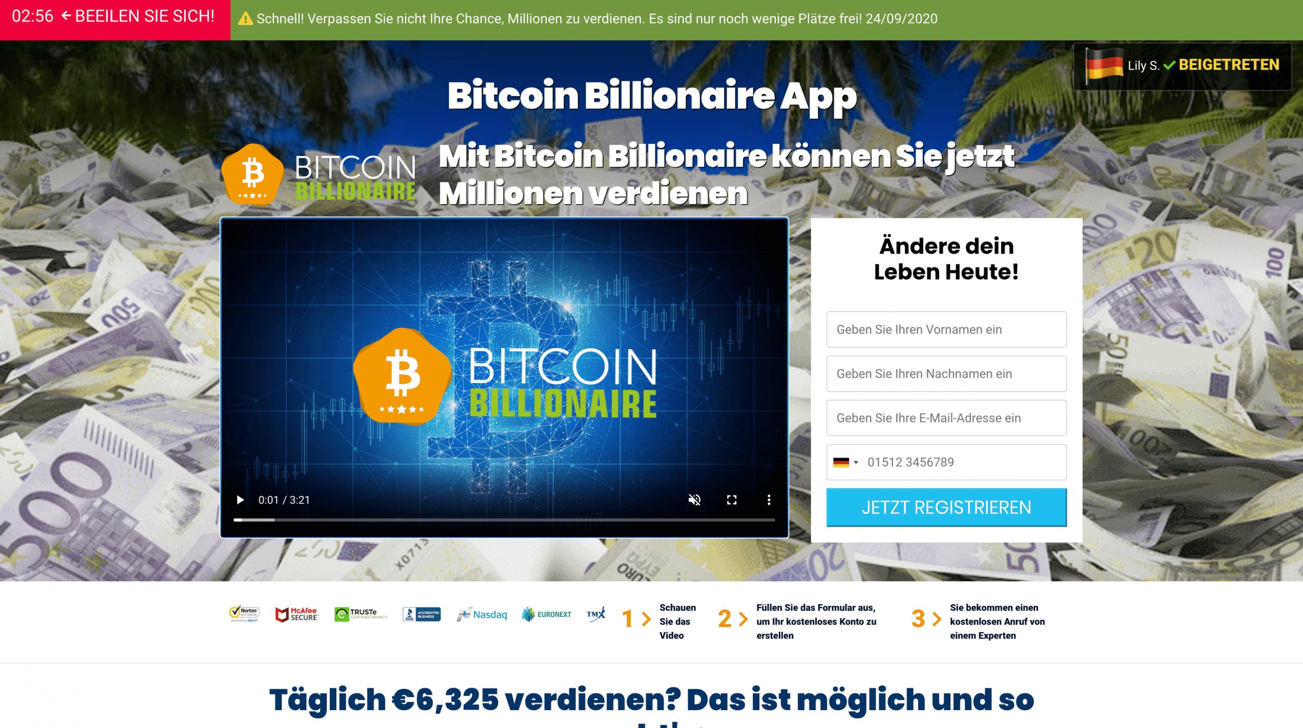 wer hat mit erfahrung bitcoin commerciante