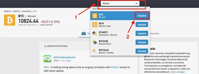 wie verkaufe ich bitcoins bei etoro