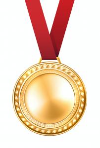 1. Platz - Gold