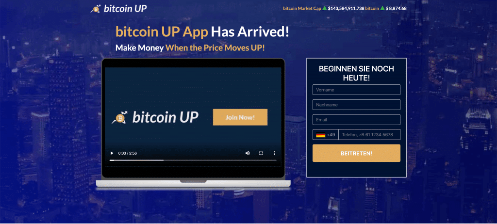 Bitcoin Up Header - PBN Invest