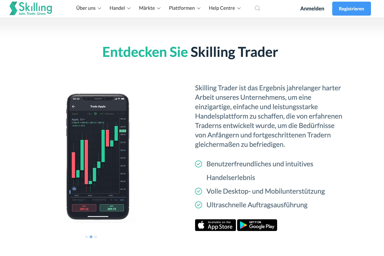 Trading App Testsieger