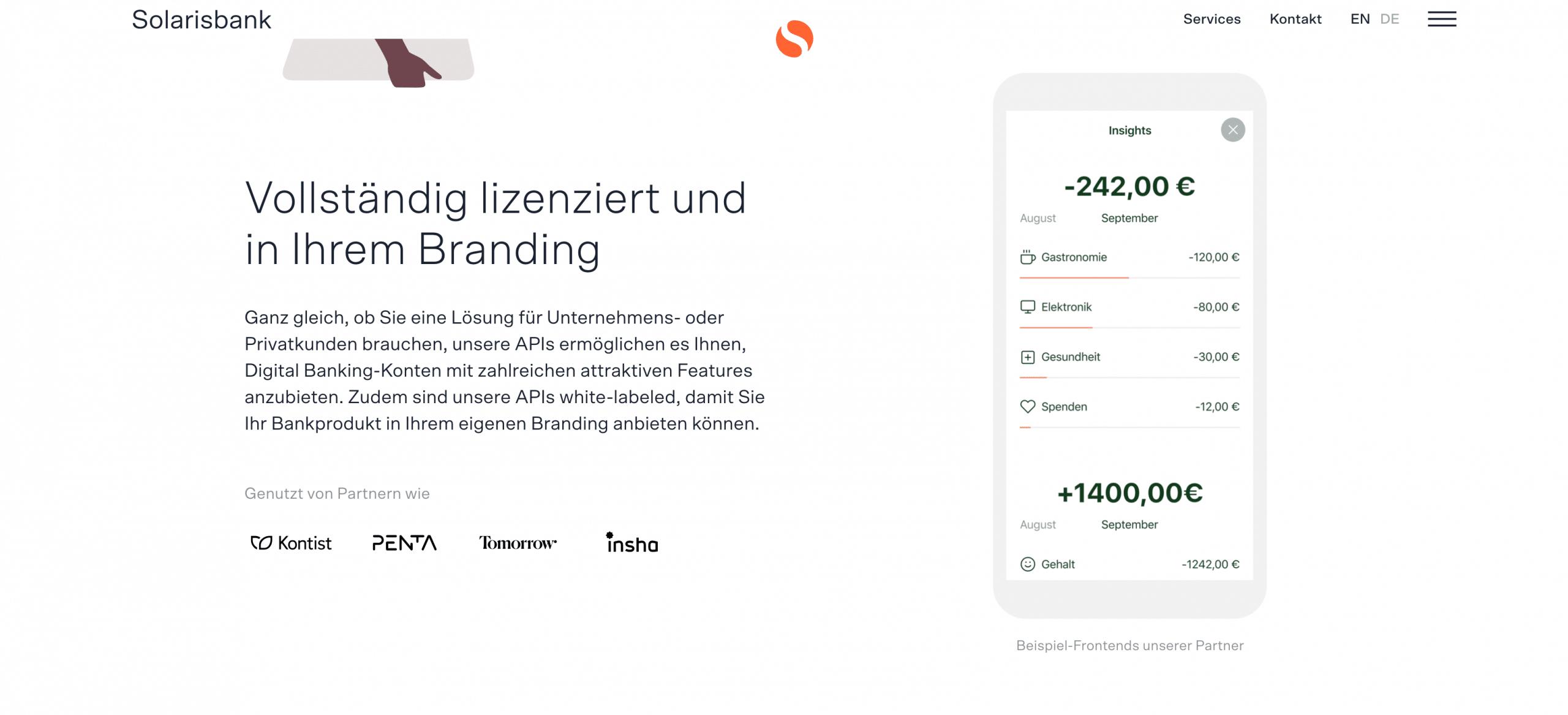 Solarisbank App