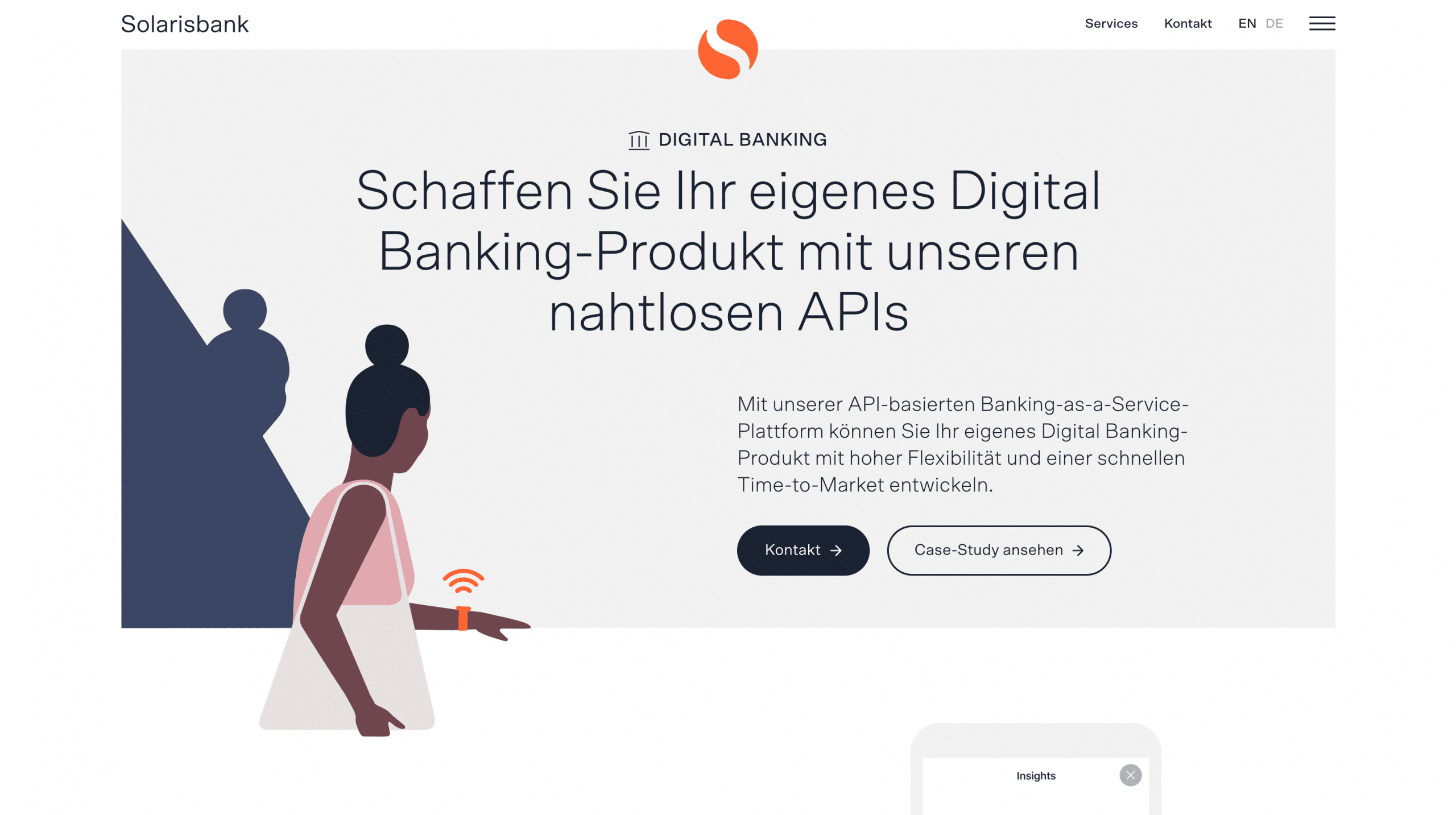 Solarisbank Digital Banking