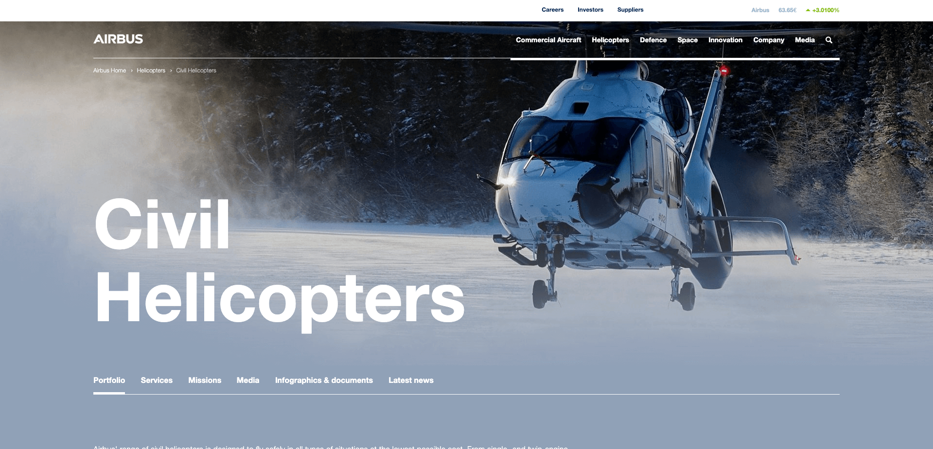 Airbus Civil Helicopters