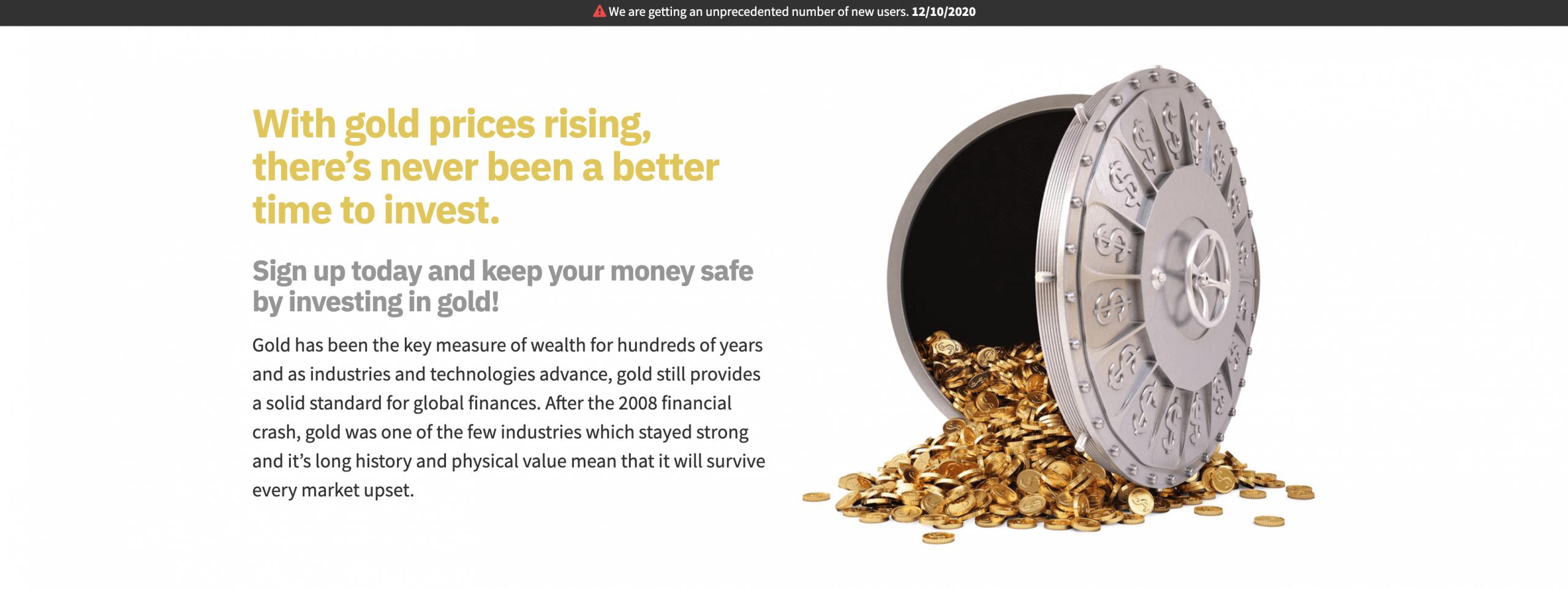Golden Profit Erfahrungen