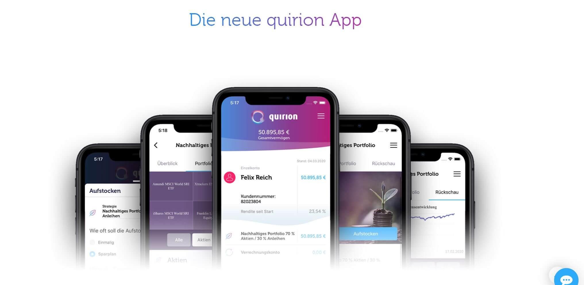 Quirion App