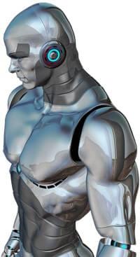 zu hause arbeiten geld verdienen kugelschreiber roboter auto aktien