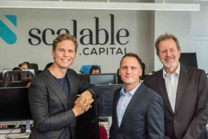Scalable Capital Gruender