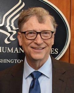 Microsoft Aktie - Bill Gates