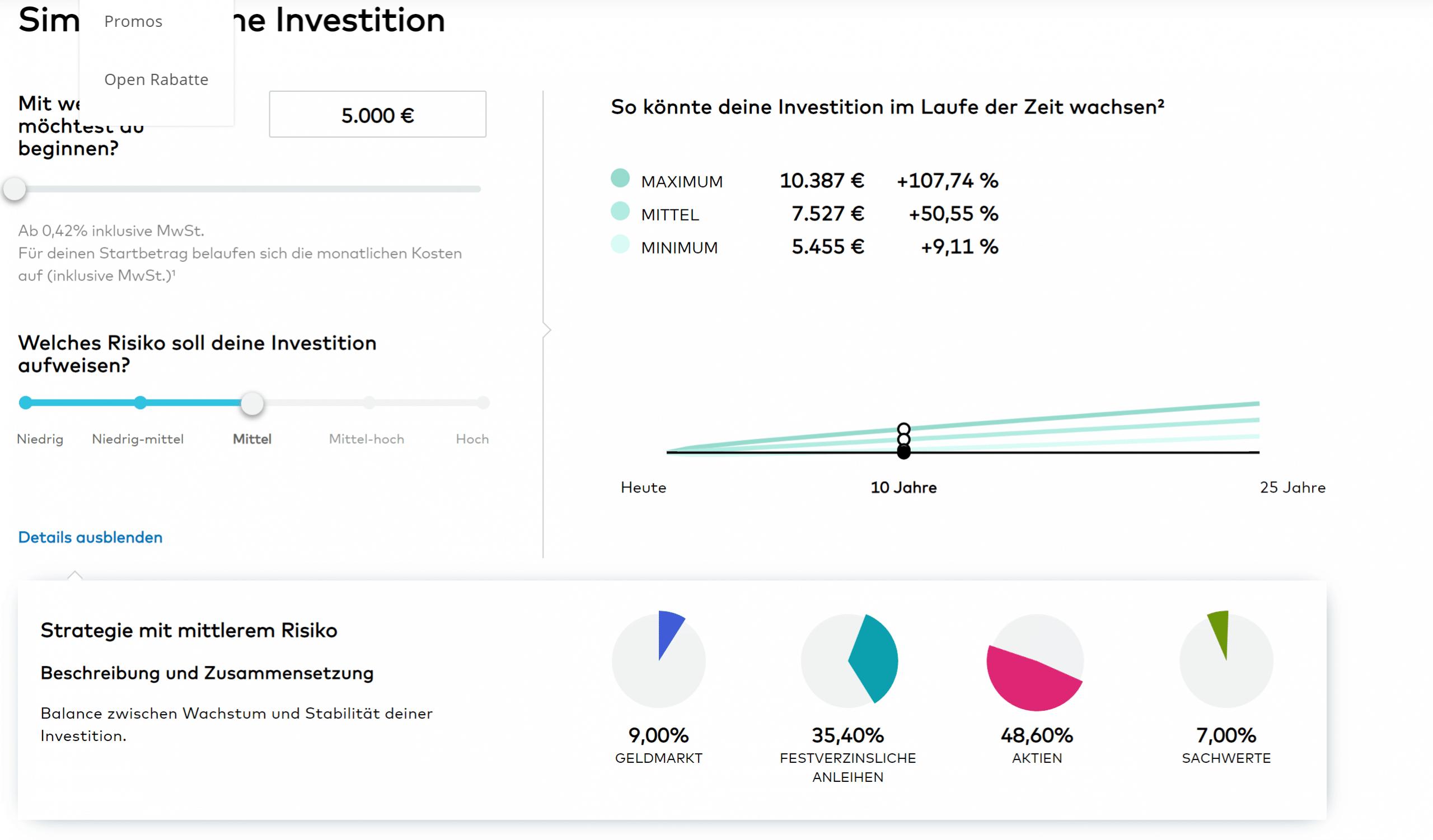 Openbank Investment