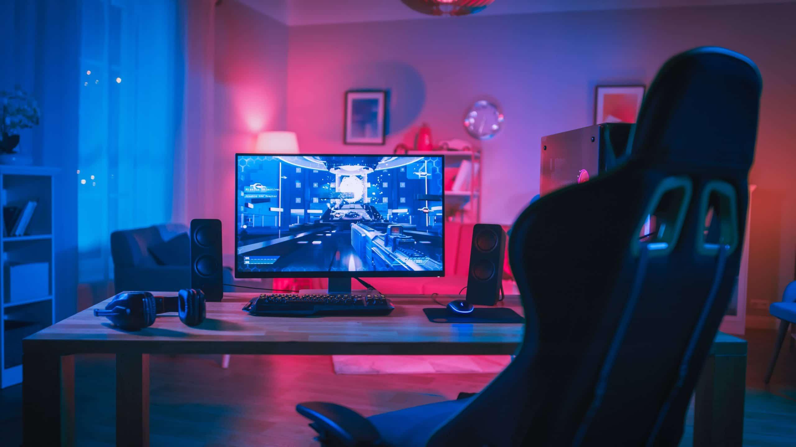 Gaming Aktien kaufen