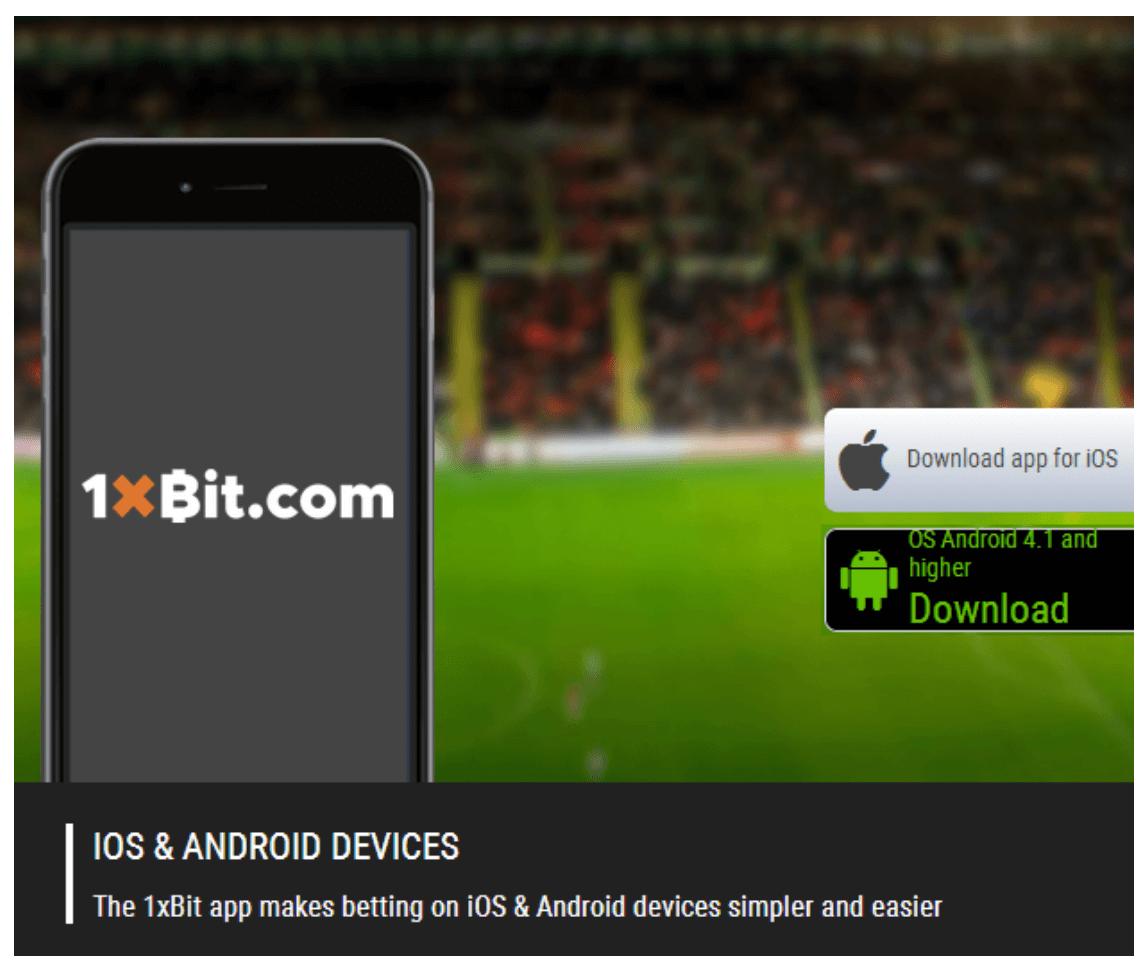 1xBit App
