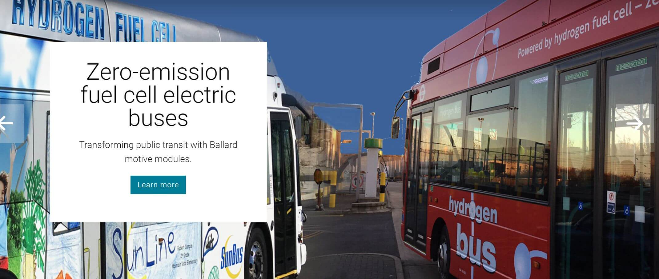 ballard power systems aktie prognose