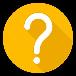 Fragezeichen Icon