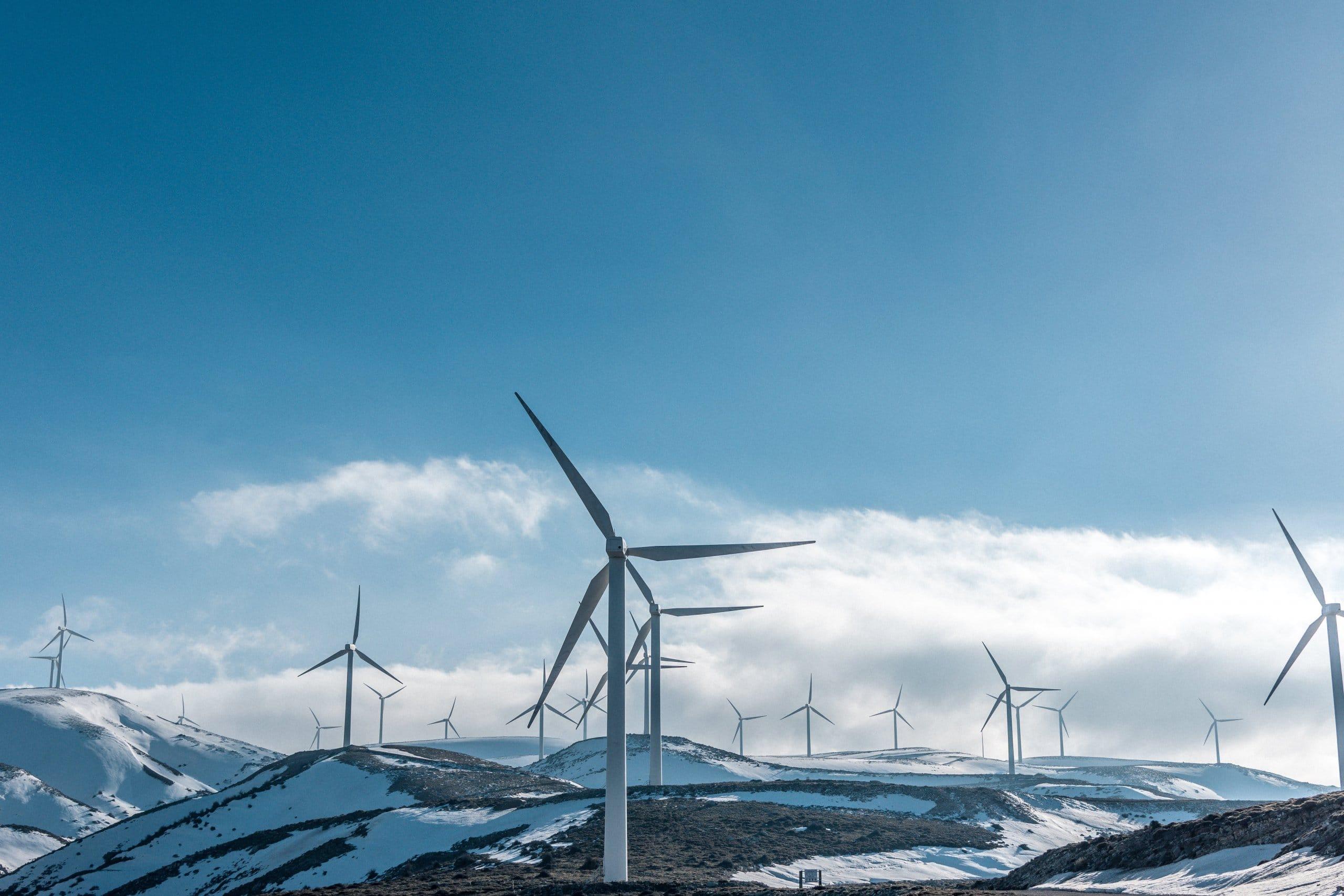 Windenergie nachhaltig