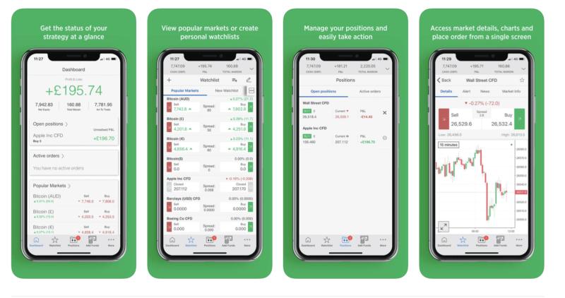 Forex.com mobil