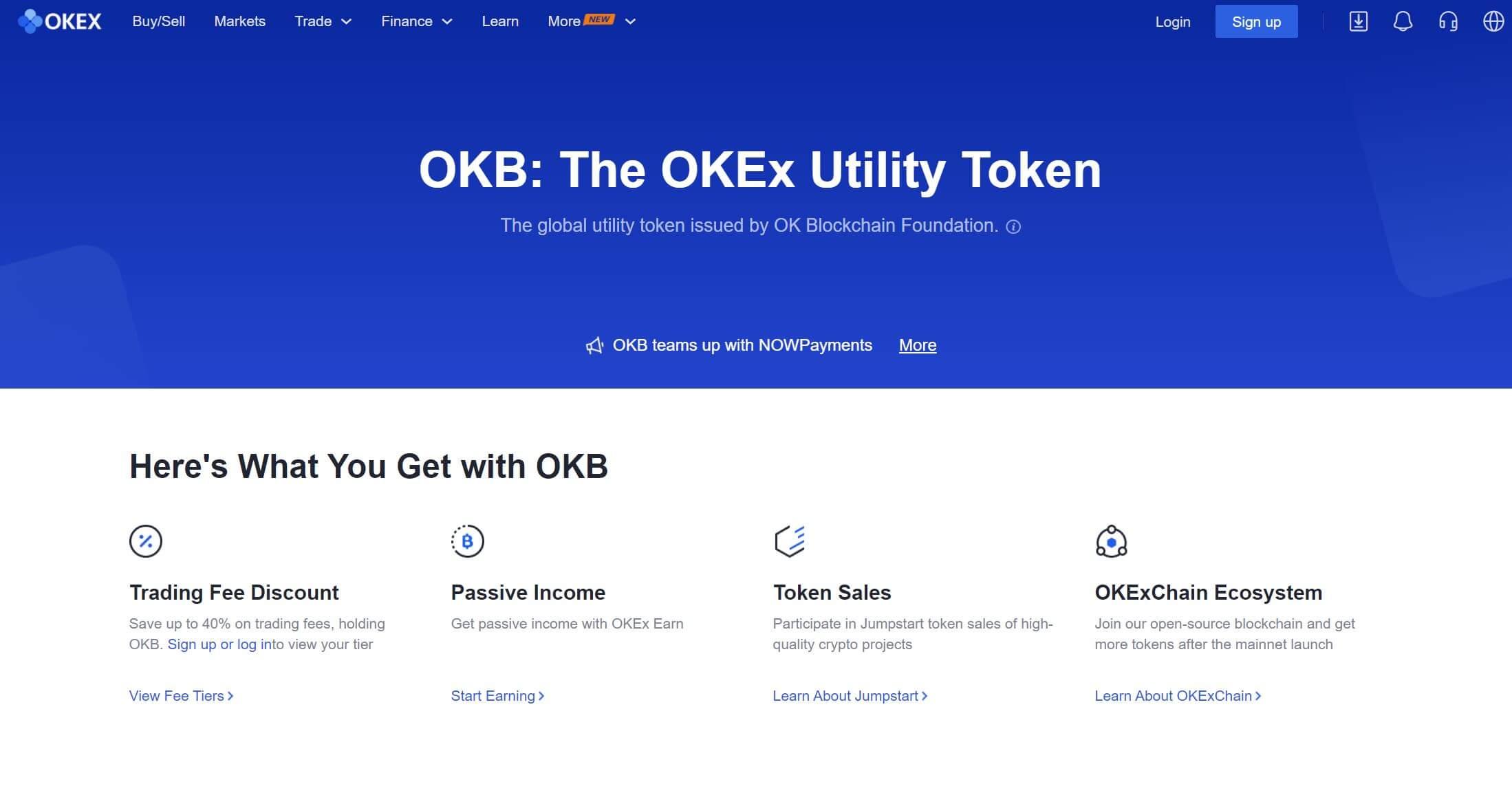 OKex Coin