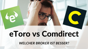 eToro vs comdirect