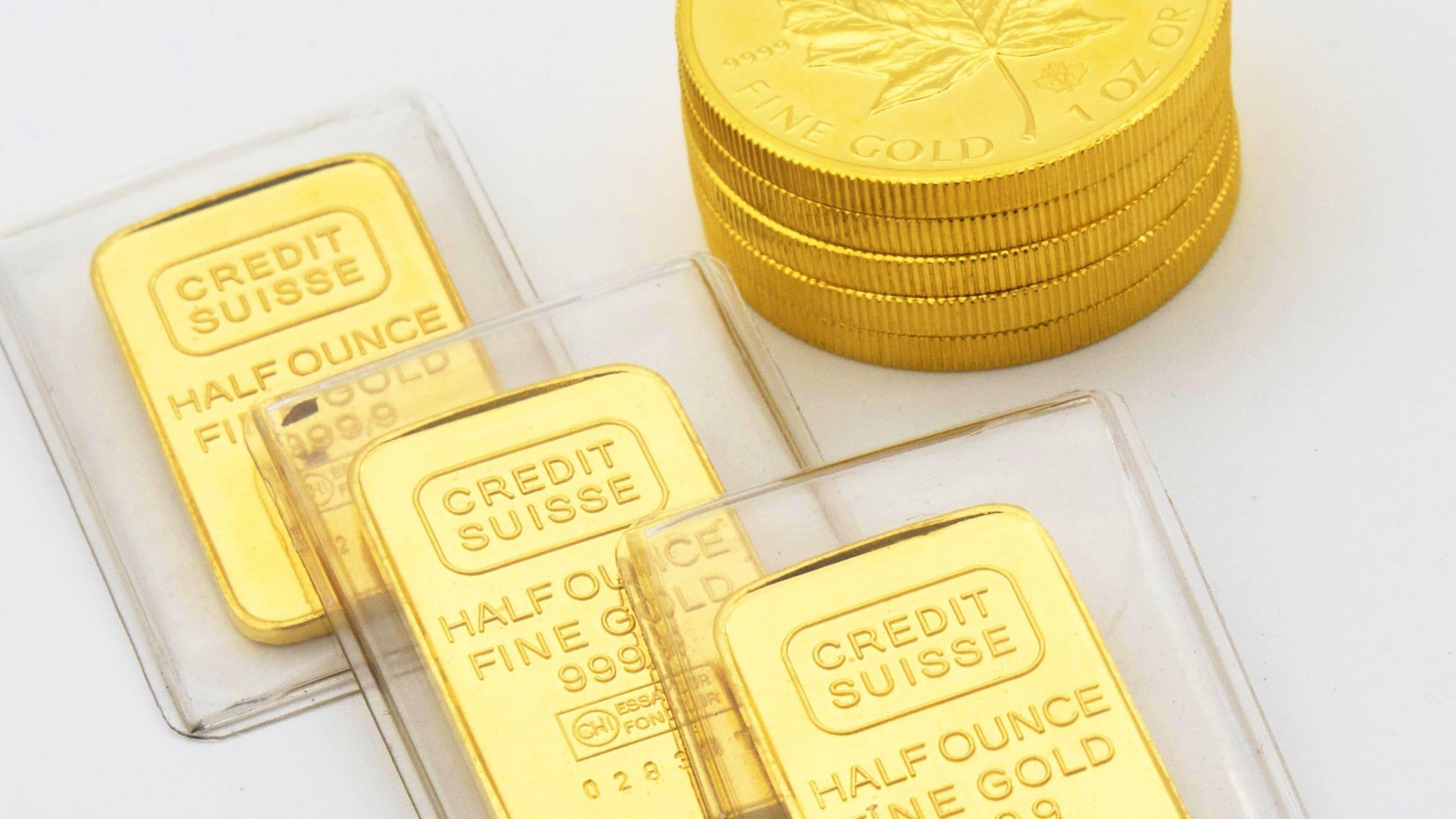 Gold Sachwert investieren