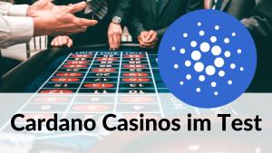 Cardano Casinos