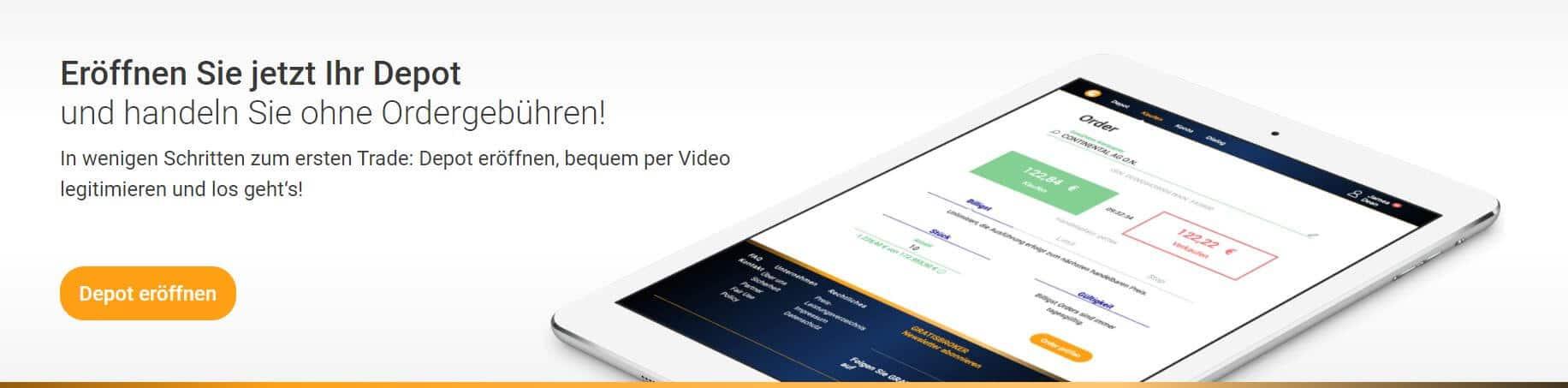Gratisbroker App