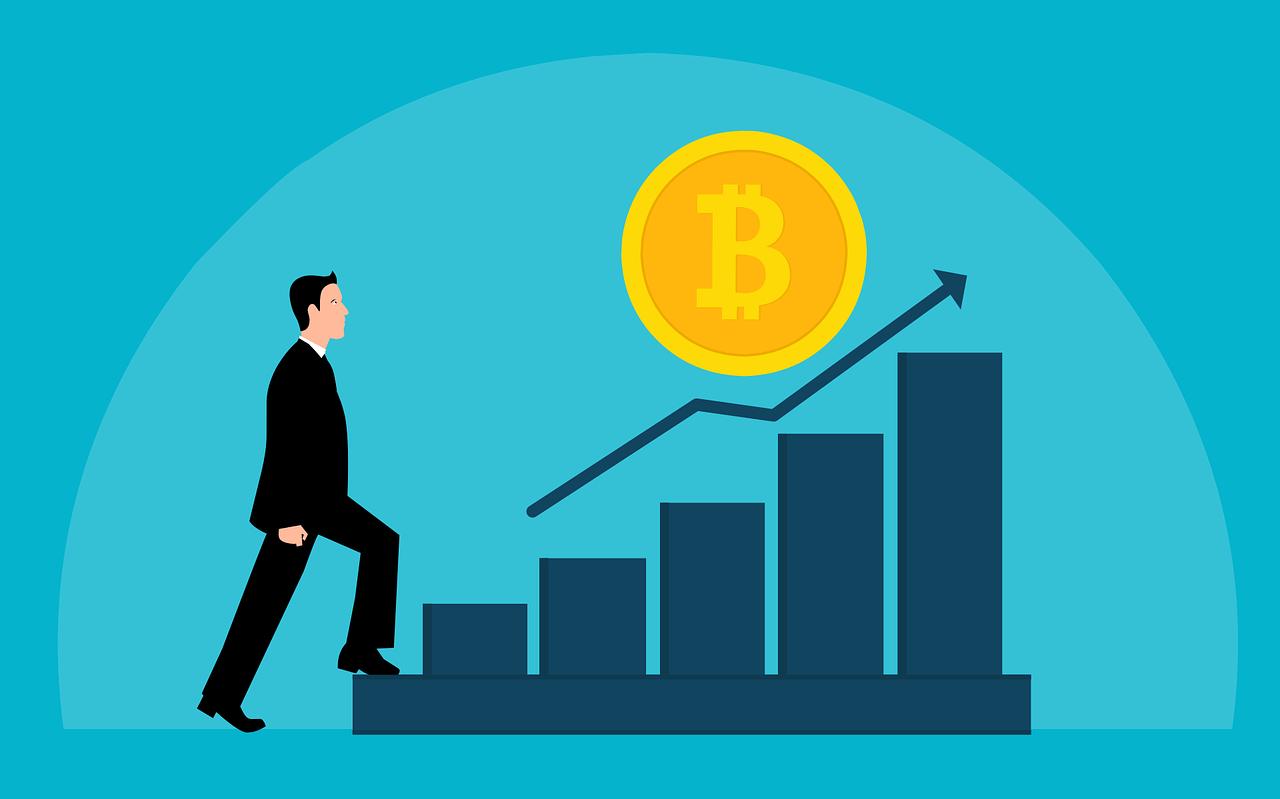bitcoin wert steigerung