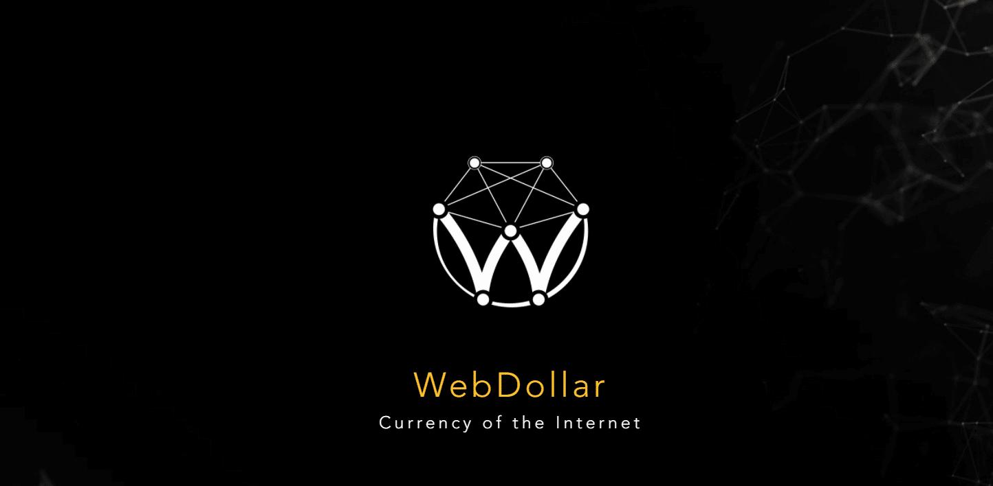 Was ist WebDollar
