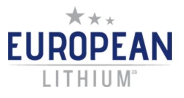 european lithium logo