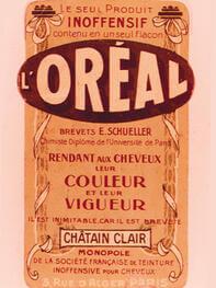 loreal altes produkt