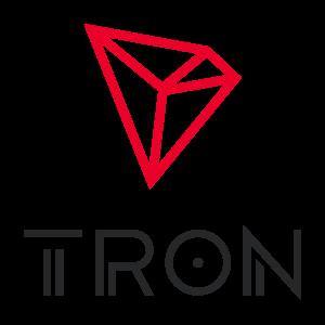 TRON Logo Red