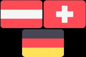 Deutschland Schweiz Österreich