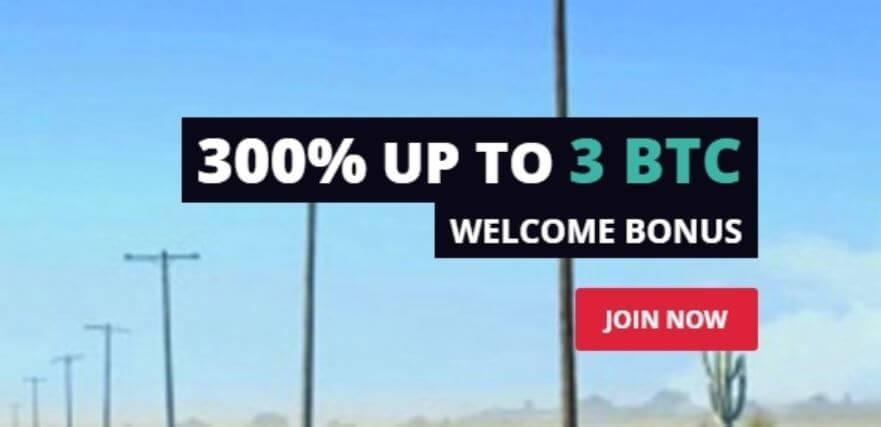Jetwin Casino Bonus