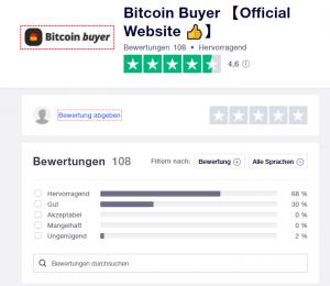Bitcoin Buyer trustpilot