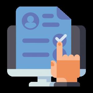 Registrierung Icon