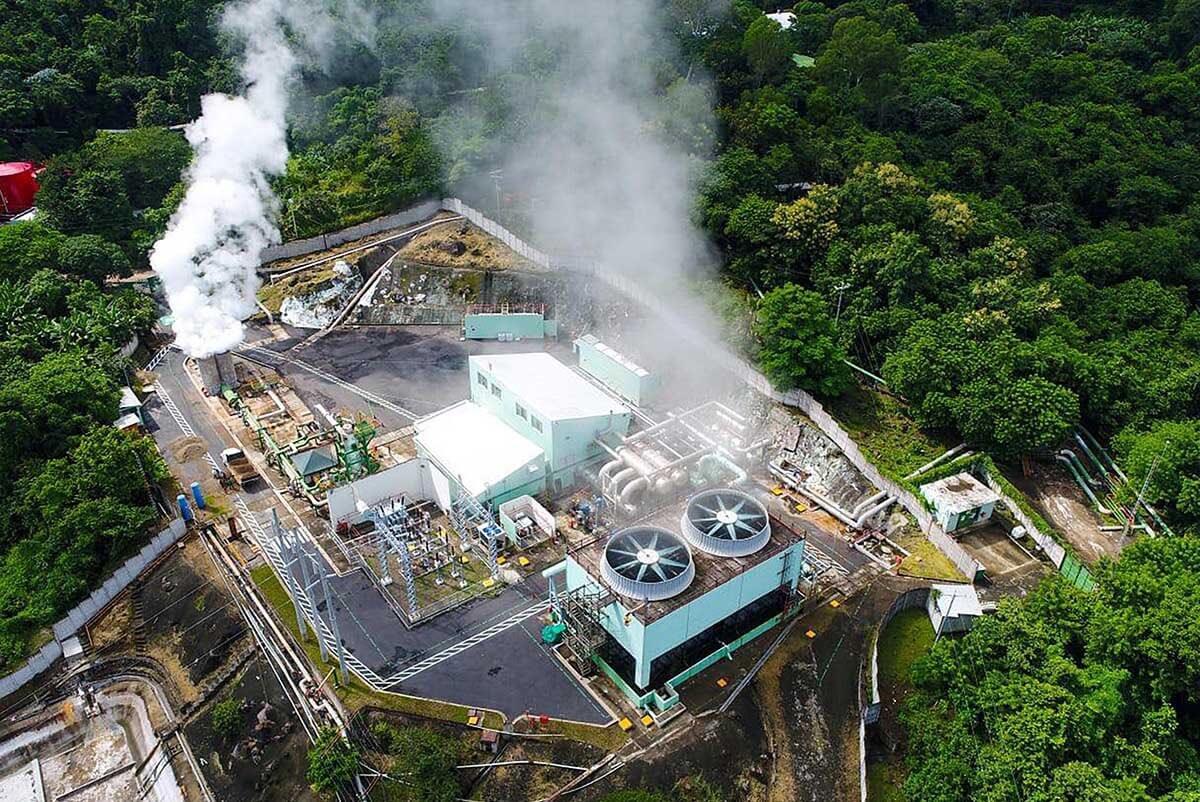 Bitcoin Vulkan Mining El Salvador. Bild: @NayibBukele/Twitter - https://twitter.com/nayibbukele/status/1402680890057166858