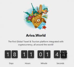 Homepage von Ariva